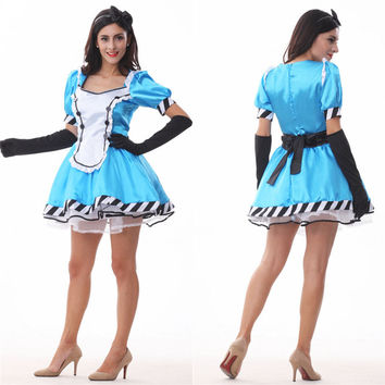 Cosplay Anime Cosplay Apparel Holloween Costume [9220654404]