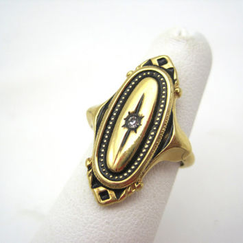 Vintage Ring - Art Deco Avon