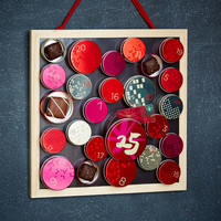 Starbucks® 2014 Advent Calendar