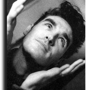 Morrissey The Smiths Box Framed Music Canvas Art Print or Poster - Various Sizes