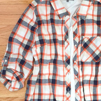 Buffalo Hills Plaid Flannel Shirt