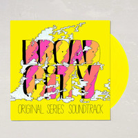 Various Artists - Broad City Soundtrack UO Exclusive LP - Urban Outfitters