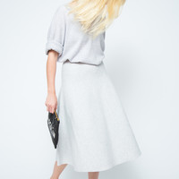 DEMY LEE | Louisa Skirt-Grey