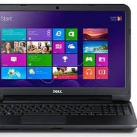 Dell Inspiron 15.6-Inch Touchscreen Laptop (i15RVT-3809BLK)