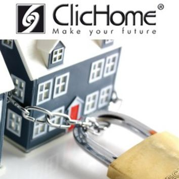 HOME AUTOMATION SYSTEM FOR VIDEO SURVEILLANCE SECURITY | DOMOTICA CLICHOME