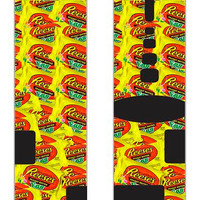 Easter Reeses Parody Custom Nike Elite Socks