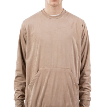 ELEMENT SWEATSHIRT DESERT SAND