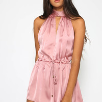 Visibility Playsuit - Pink