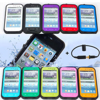 Waterproof Shockproof Dirt Proof Durable Case Cover for Samsung Galaxy S3 i9300