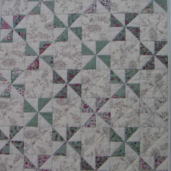 Quilted Wall Hanging, Patchwork