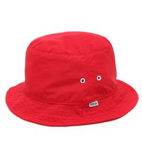 Fairplay Brand Ted Mesh Bucket Hat - Mens Backpack - Red - One
