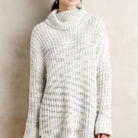 Marled Cowl Pullover