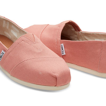CANYON CLAY CANVAS WOMEN'S CLASSICS