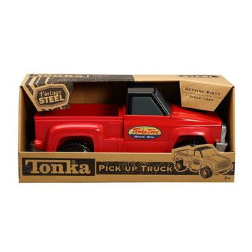 Tonka Vintage Steel Classic Pick Up Truck