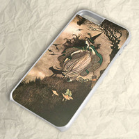 Witch And Cat iPhone 6 Plus Case