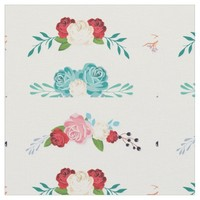 FLORAL TEXTURE FABRIC