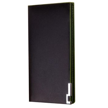 Mens Thin Long Wallet