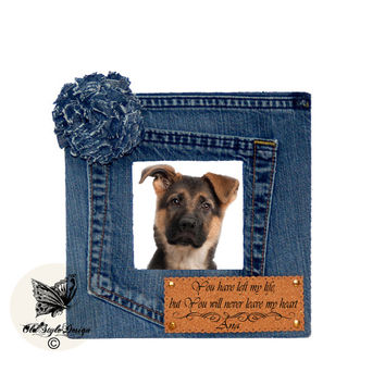 Pet Gift for Pet Lover Personalized Frame Pet Picture Sympaty Loss of pet Memorial Pet Personalized Pet Picture Frame Dog Picture frame Cat