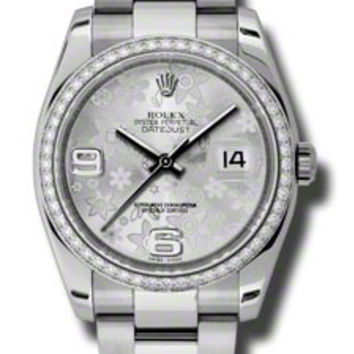 Rolex Datejust Ladies Automatic Watch 116244SFAO