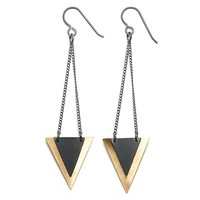 Poketo Isosceles Earrings