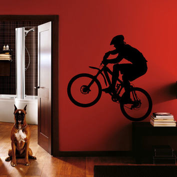 Best bmx bike stickers products on wanelo for Bmx bedroom ideas