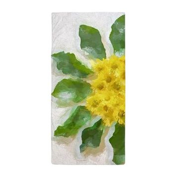 DAISY SUNBURST BEACH TOWEL