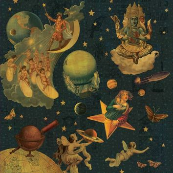 Smashing Pumpkins - Mellon Collie & The Infinite Sadness [4LP Box] (180 Gram Remastered Vinyl, in 12x12 rigid slipcase with 2 books)