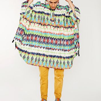 Columbia Womack Poncho - Urban Outfitters