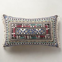 Mara Hoffman Nomad Pillow Multi 16 X 26 Pillows and Throws