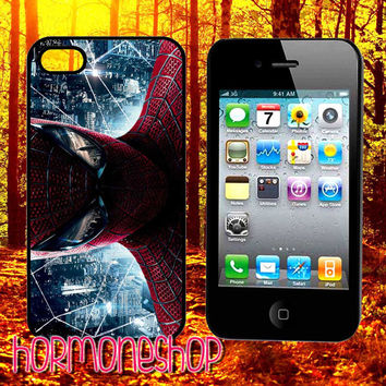 Spiderman - Accessorise,Case,iPhone 4/4S,iPhone 5/5S/5C,Samsung Galaxy S2/S3/S4,Rubber Case,Cell Phone - 070214/Id11