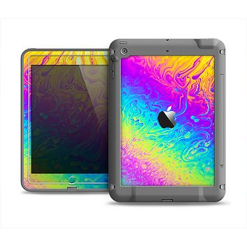 The Neon Color Fushion V2 Apple iPad Mini LifeProof Fre Case Skin Set