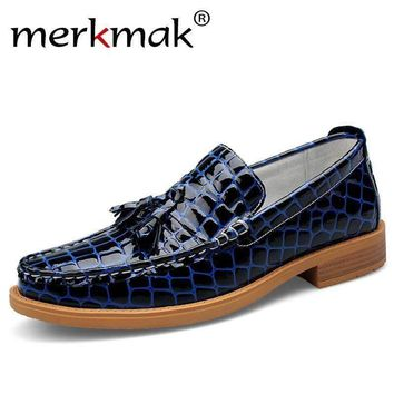 men loafers genuine leather moccasins driving shoes  breathable slip on casual flats zapatos hombre size 38 44