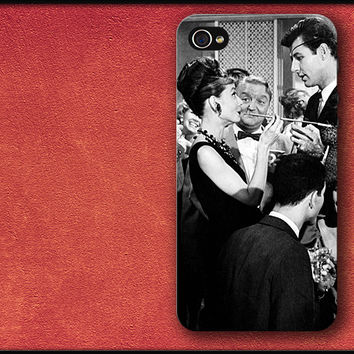 Breakfast at Tiffany's, Audrey Hepburn 3 Phone Case iPhone Cover