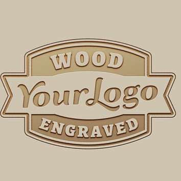 Your Logo is Welcome Logo Custom Engrave on Bamboo Wooden Watches Wood Sunglasses Gift Box Logo Laser Engrave Fee OEM/ODM