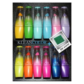 Kleancolor Femme Lipstick Full Set Neon & Pastal Assorted Colors + FREE Compact Mirror: Amazon.ca: Beauty
