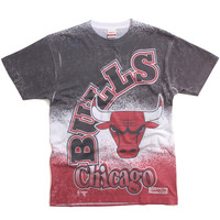Chicago Bulls Come Out Swinging T-Shirt Black / Red