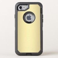 Gold Glow OtterBox Defender iPhone 8/7 Case