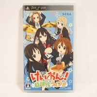 K-ON! Houkago LIVE!! Keion PSP Portable Japan JP Import US Seller Ship FAST!