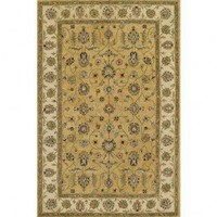 Kaleen Taxila Shubra Gold Oriental Rug - 1505 - 05-(5' x 7'9'') - Wool Rugs - Area Rugs by Material - Area Rugs