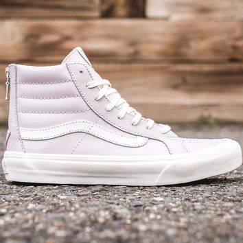 hcxx VANS WOMENS SK8-HI SLIM ZIP - WIND CHIME