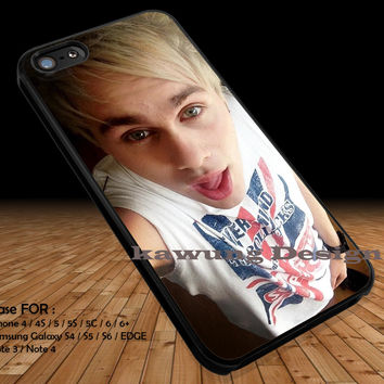His Selfie Michael Clifford iPhone 6s 6 6s+ 5c 5s Cases Samsung Galaxy s5 s6 Edge+ NOTE 5 4 3 #music #5sos DOP2148