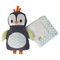 Phinley Penguin with Blankie