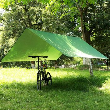 Beach Sun Shelter Tent Ultralight Anti-UV Awning Garden Waterproof Canopy Sunshade Outdoor Camping Hammock Rain Tarp