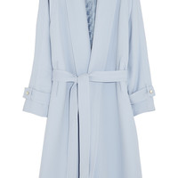 Temperley London - Oscar crepe trench coat
