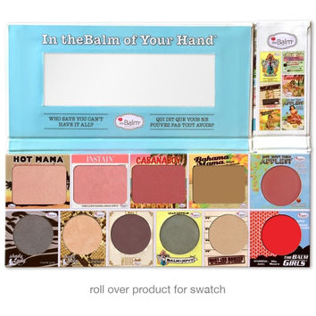 the Balm Cosmetics In the Balm of Your Hand Palette