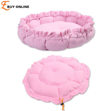 Kennel and Pet Mat Dual Pumpkin Pet Products Cotton Pet Dog Bed for Cats Dogs Small Animals Bed House Pet Beds Puppy Kitten
