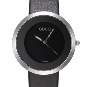 Gucci watches men's and women's fashion watches B-CTZL Black