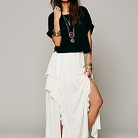 Free People  Never Fade Maxi Skirt at Free People Clothing Boutique