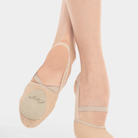 Free Shipping - Adult Pirouette II Canvas Shoe by CAPEZIO