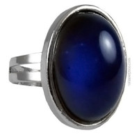 Oval Mood Ring on Sale for $3.95 at The Hippie Shop